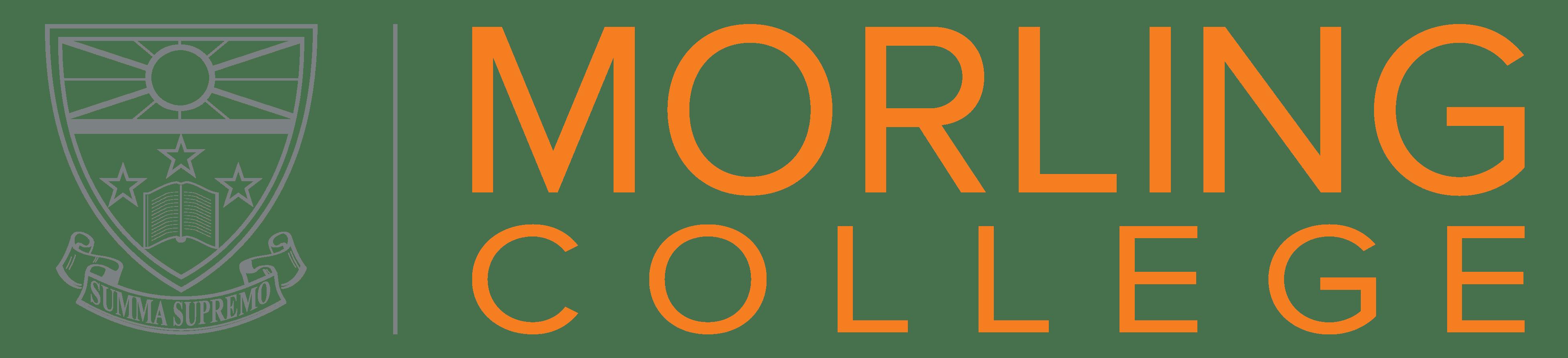Partnership logo: Morling College